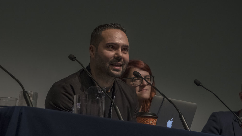 Aaron Bastani at  The World Transformed  in 2017 (Image: John Lubbock, Wikimedia)