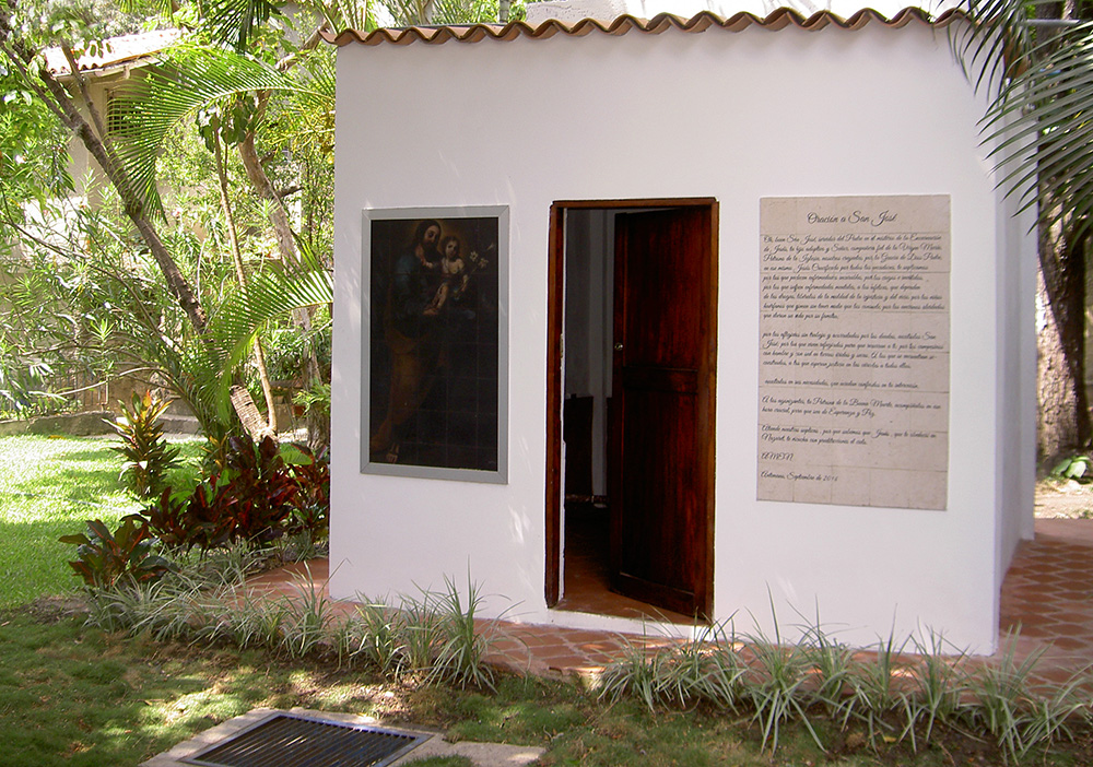 The Antimano Well at Dispenso Médico San José.