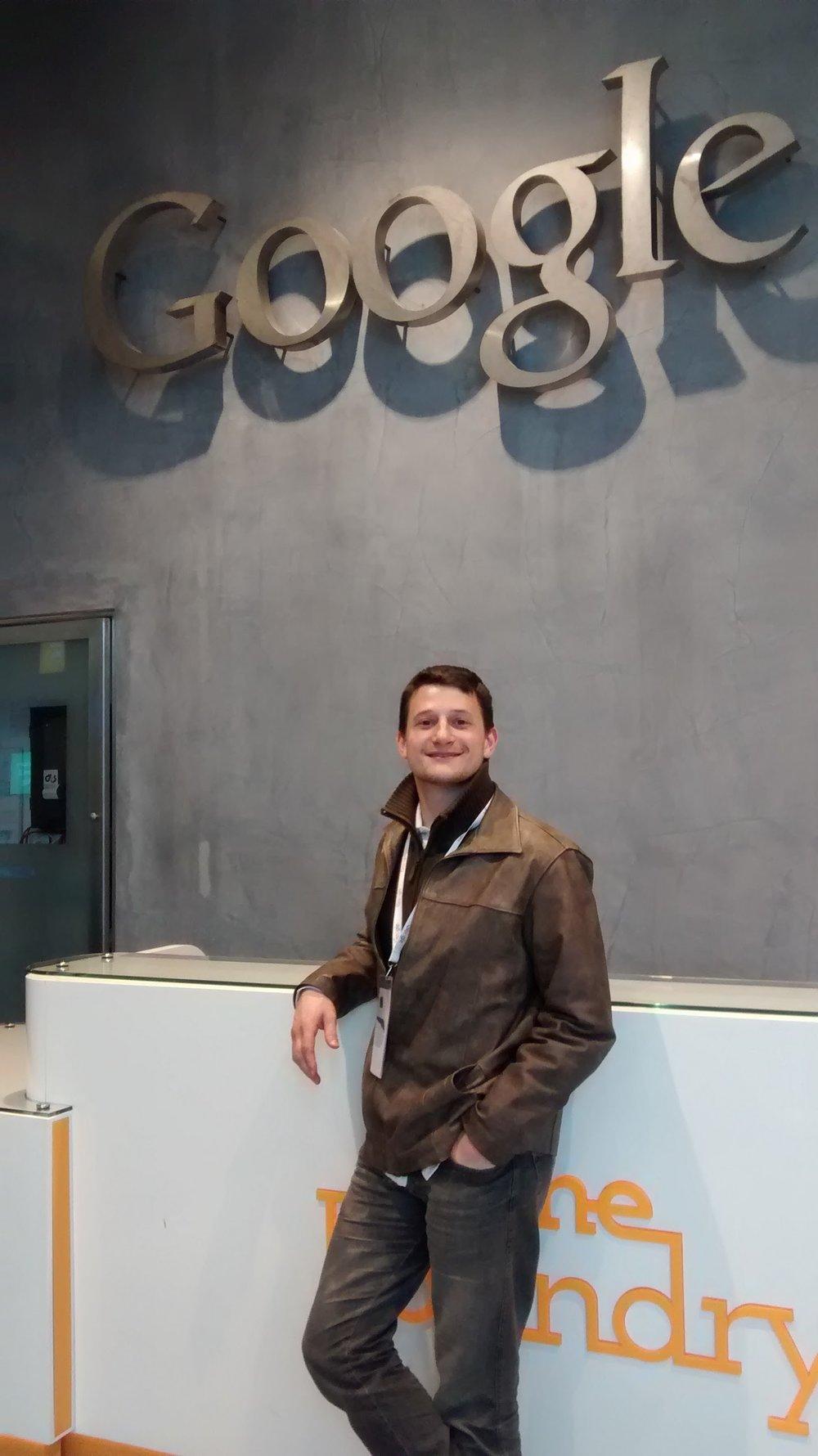 Google Dublin, Irlanda