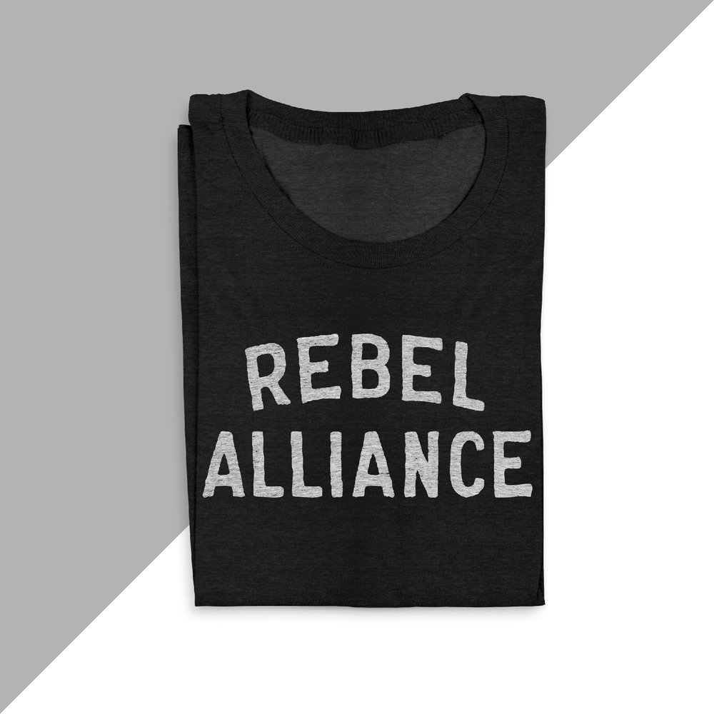 Rebel Alliance - Available exclusively at Cotton Bureau.