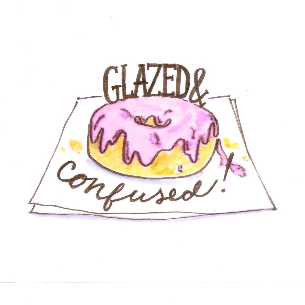 glazedconfused