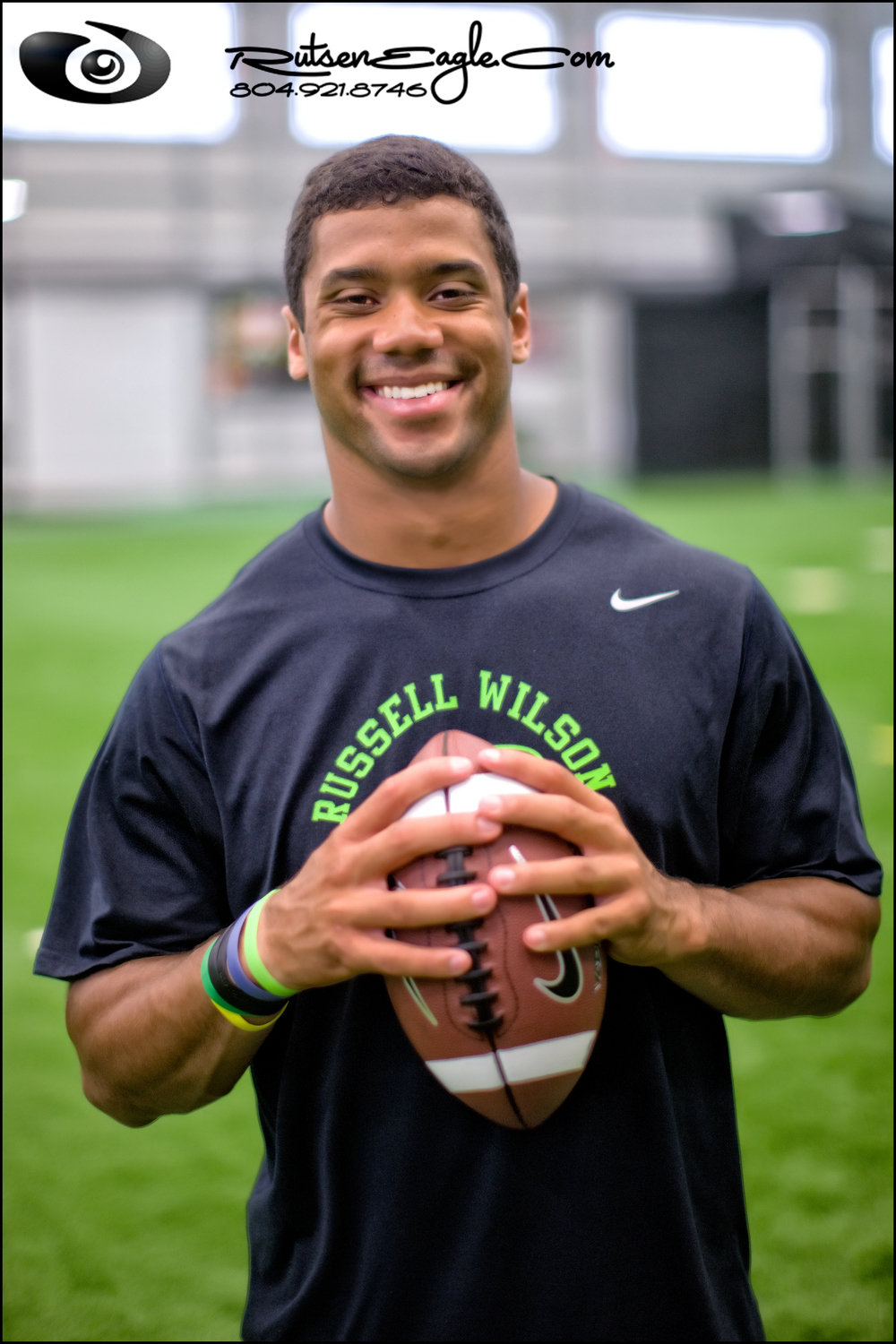 Russell Wilson: The Russell Wilson Passing Academy