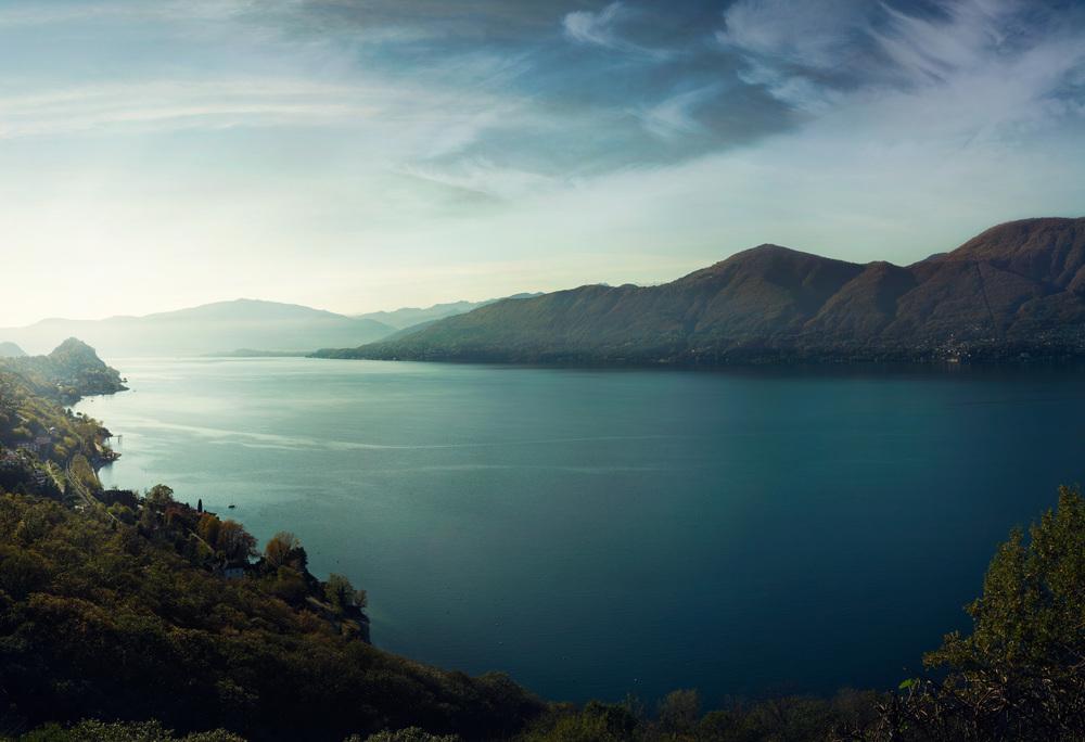 vim por lagos, vi paisagens chorei medo em duas margens de um rio