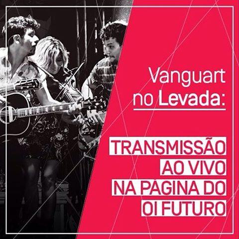 Hoje a partir das 21h vai rolar a transmissão ao vivo do nosso show aqui do Rio. Você pode acompanhar tudo na página do @oi_futuro!!
