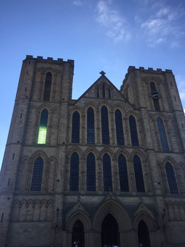 Ripon Cathedral in Ripon, England