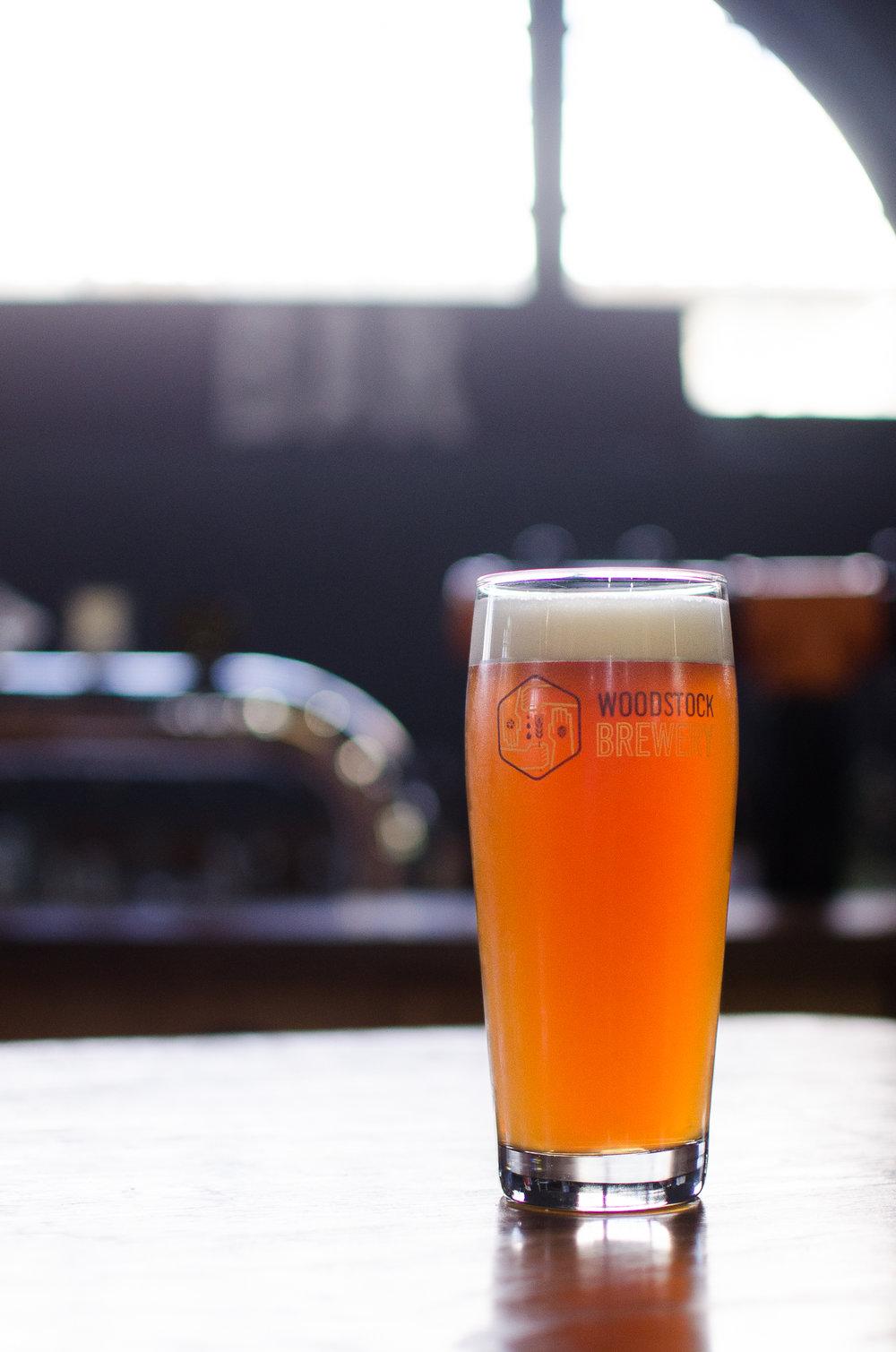 Woodstock Brewery American IPA