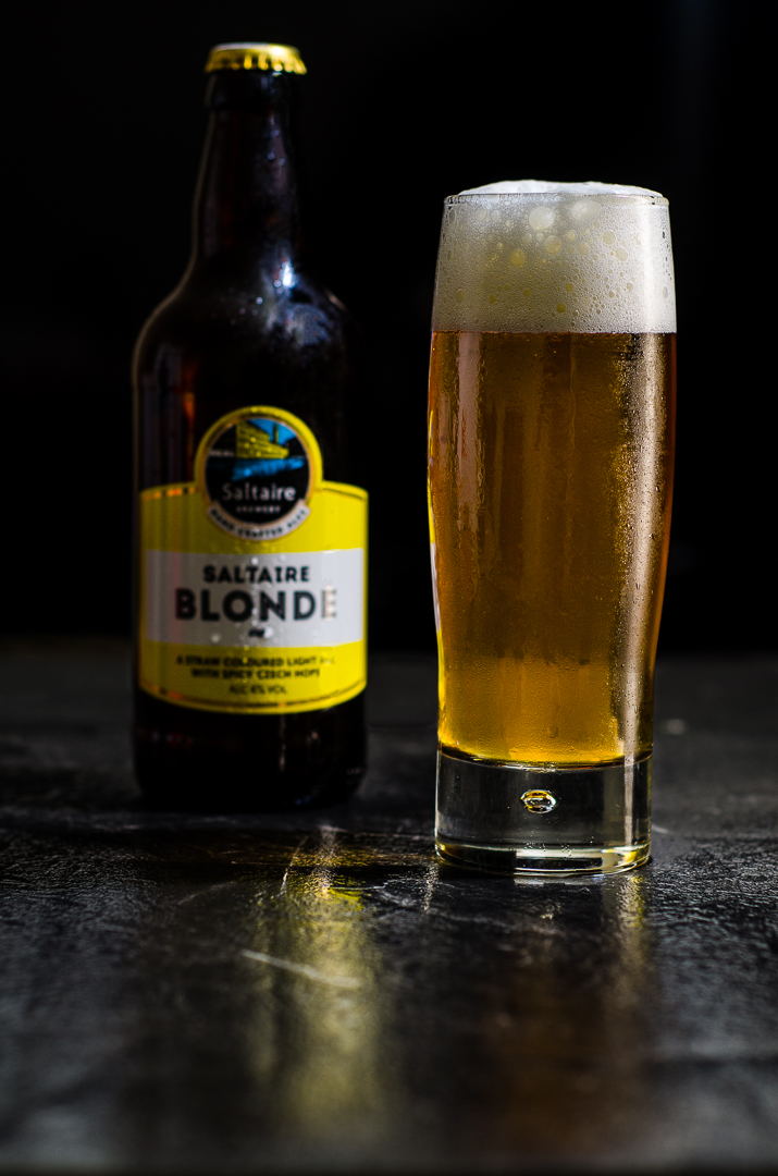 Saltaire Blonde Ale
