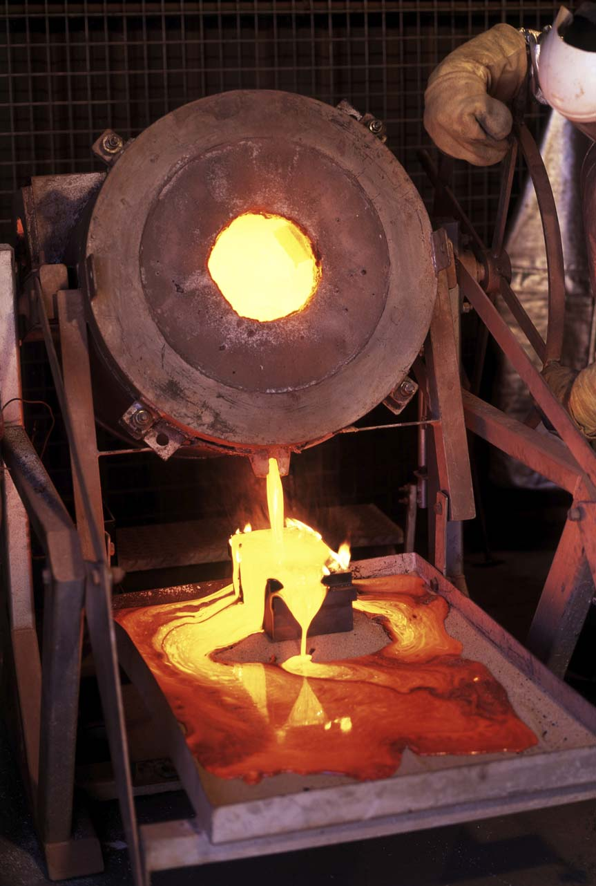 Why not eliminate the middleman and sell your gold directly to a refiner like Specialty Metals. Credit:slovegrove/iStock.