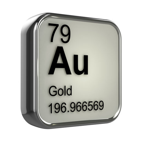 What chemical compounds contain gold americas best gold refiners shown the periodic table symbol for gold element 79 which is very valuable urtaz