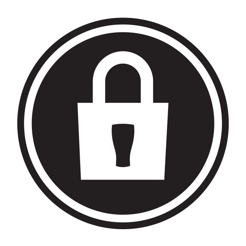 Prison City Circle Logo