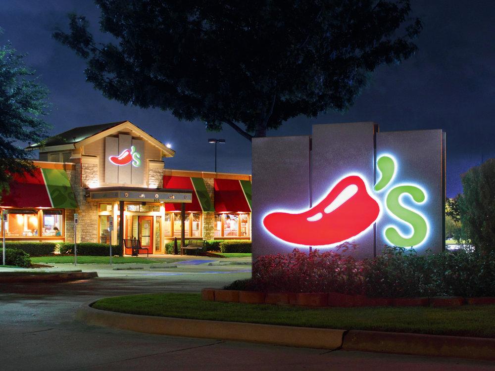 Chili's  rebrand