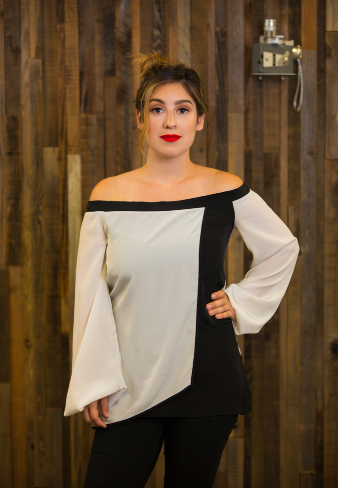 On Mared:  Alana Top