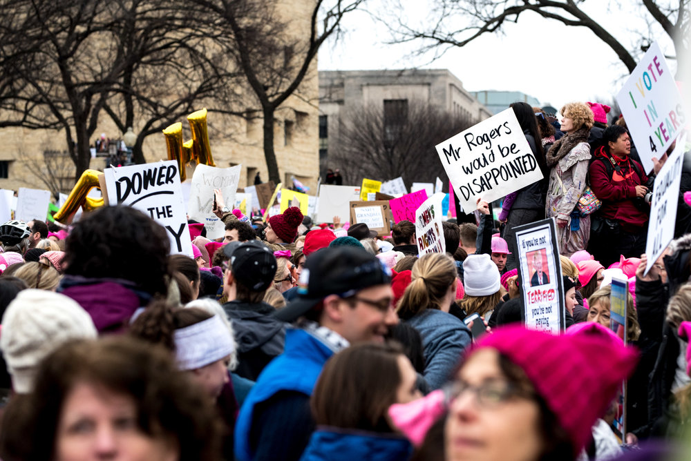 Women's-March-Washington-DC-Photo-By-Tricia-Suriani-Ramsay