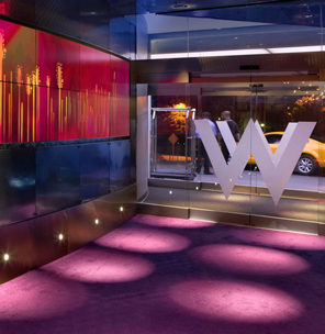 Located in the W Atlanta - Midtown