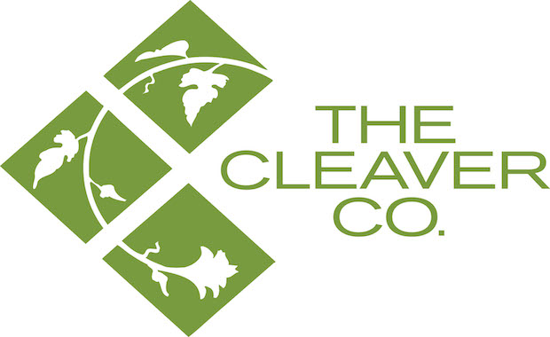 Cleaver Co. Logo for Hummus