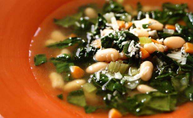 SK 046 Tuscan Bean Soup with Kale