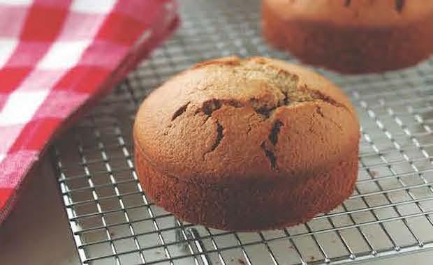 SK 058_Flourless Almond Torte