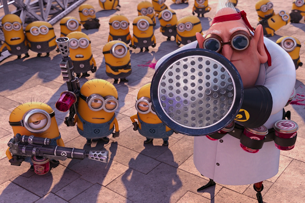 Despicable Me website