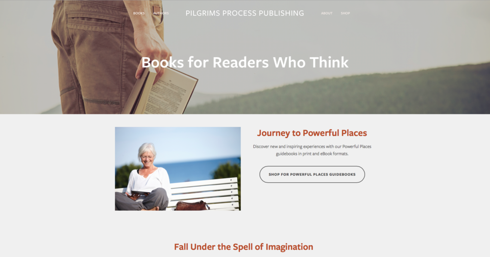 PilgrimsProcessPublishing.com