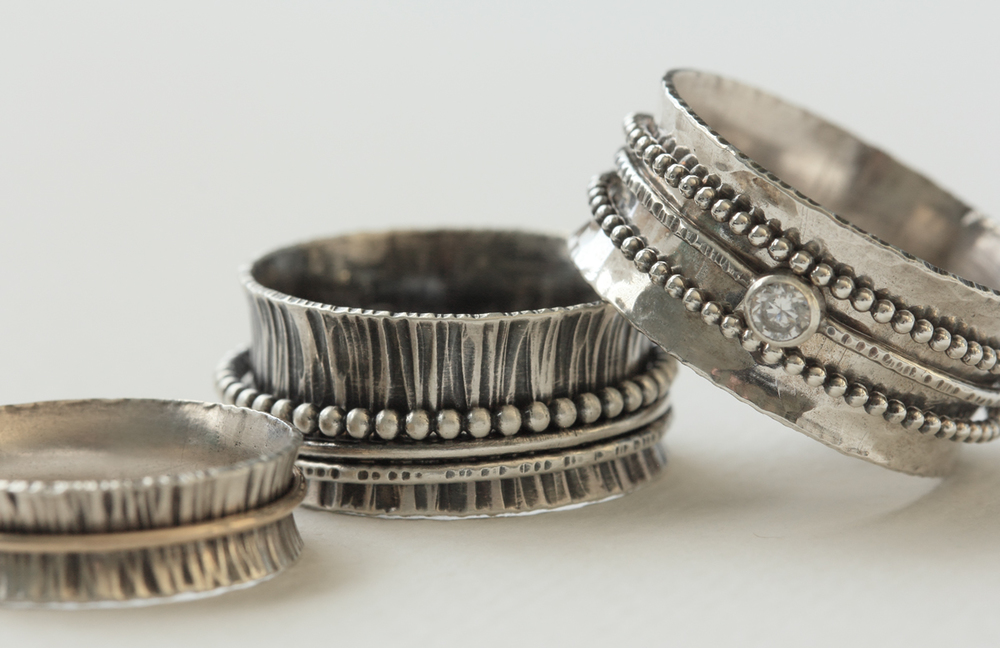 Variations of Spinner Rings