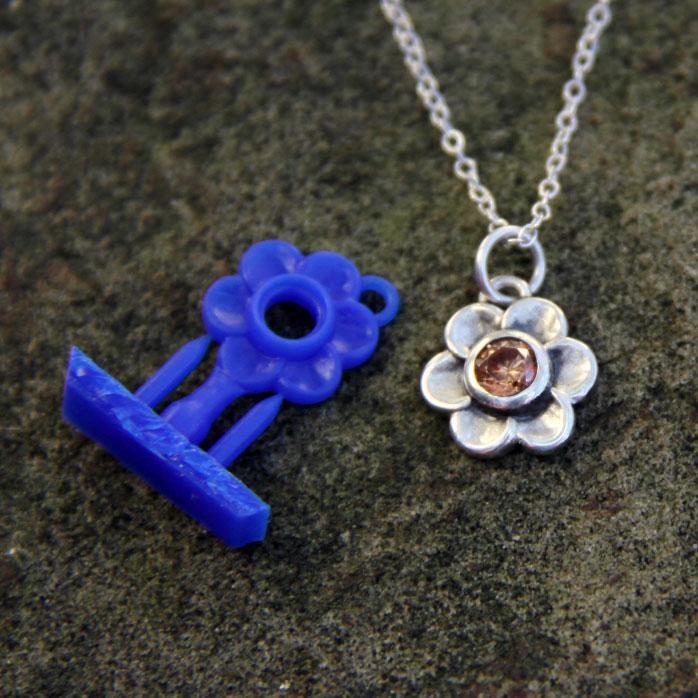 Tiny Flower & 3D Model