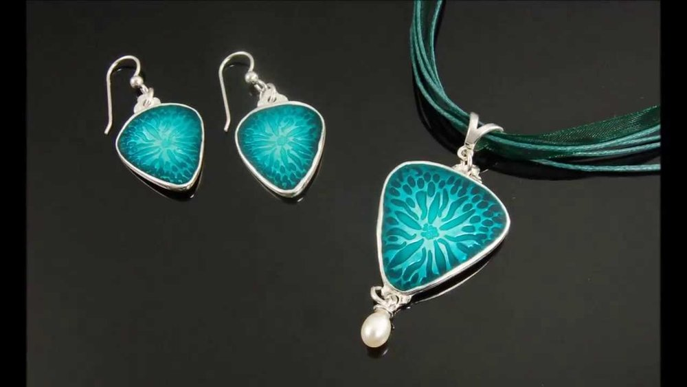 MEDIUM: fine silver allows for enameling