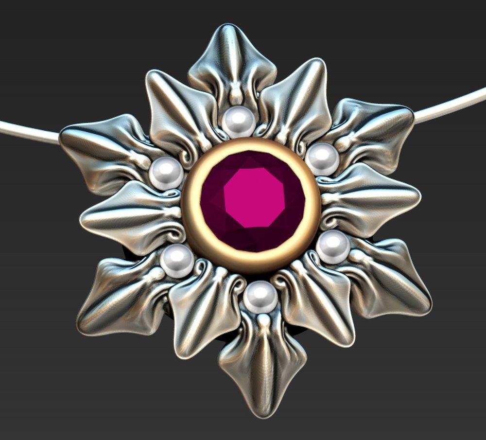 Jewelry & ZBrush Blog — kat adair