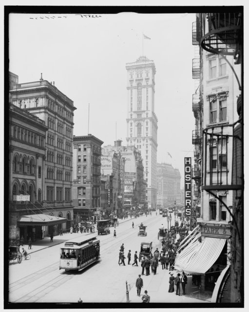 Broadway-and-Times-Building-Vintage-Photograph-NYC.jpg