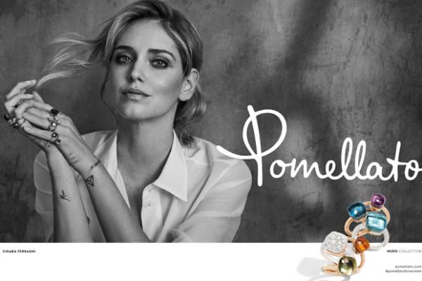 Chiara Ferragni for Pomellato Jewelry