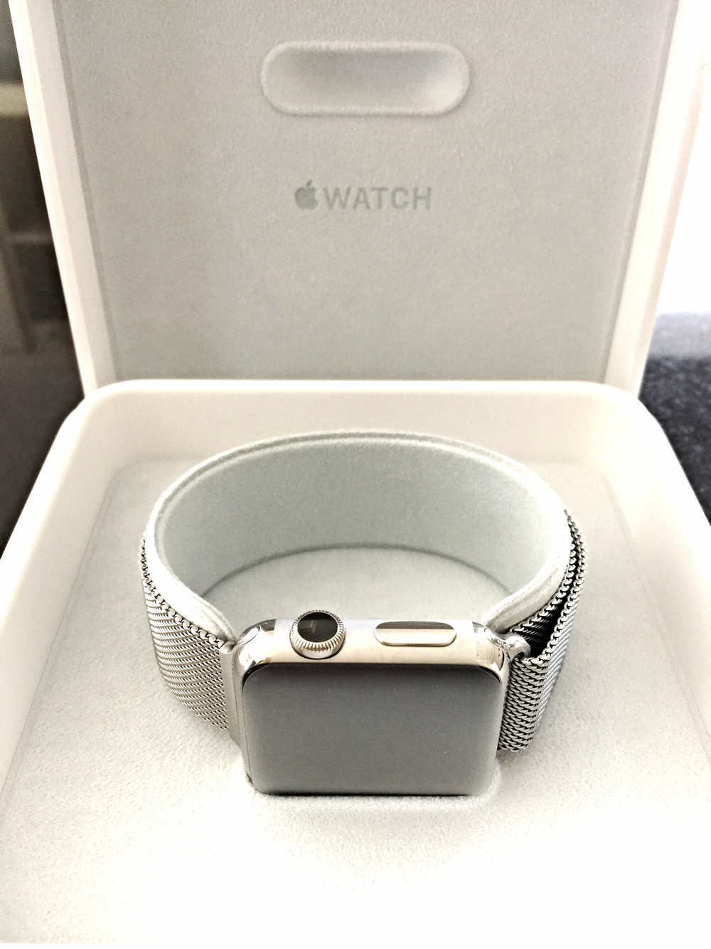 Applewatch box