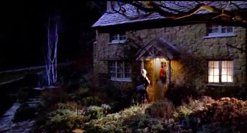 Holiday Iris' house