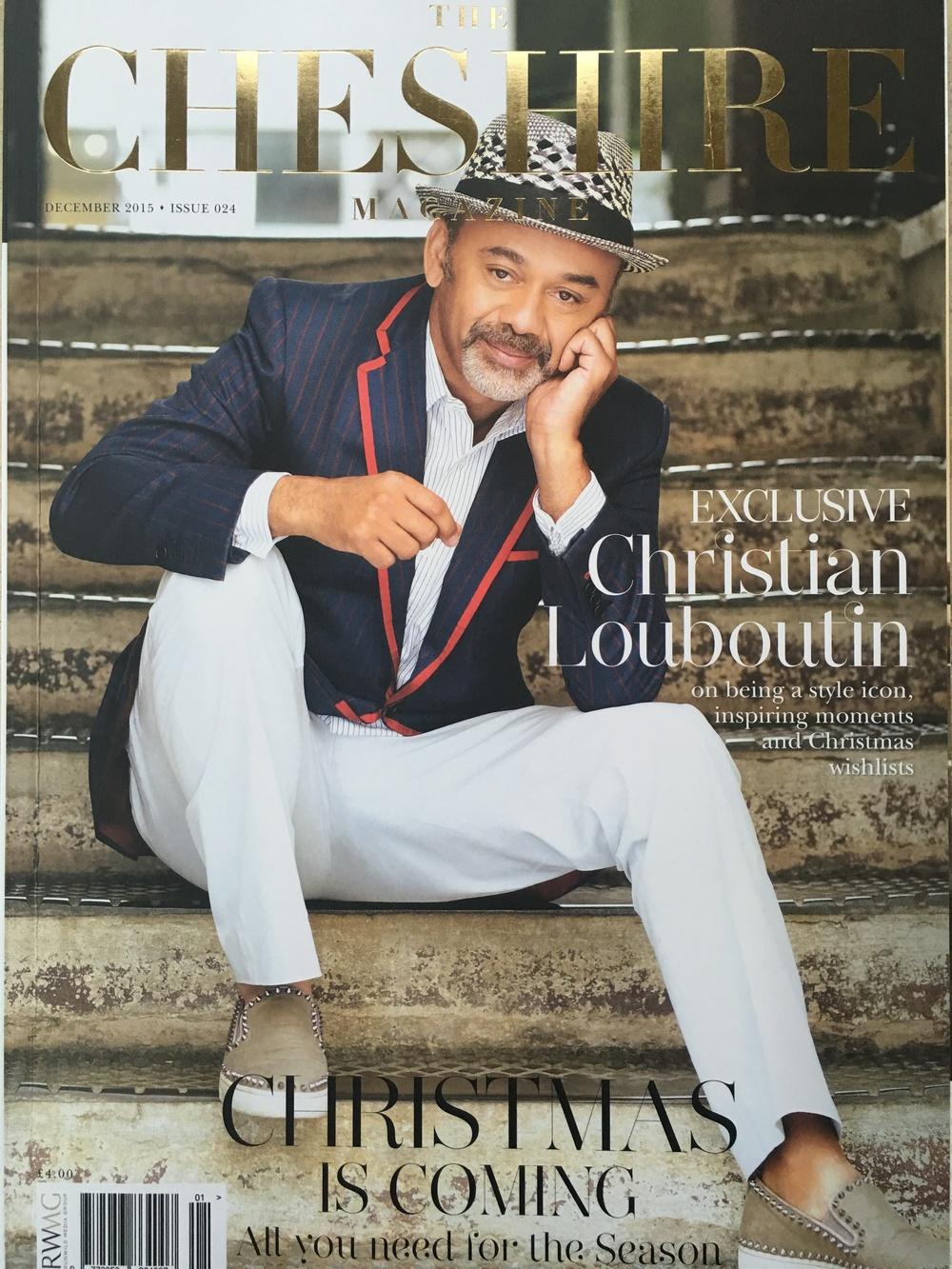 The Cheshire Magazine December 2015