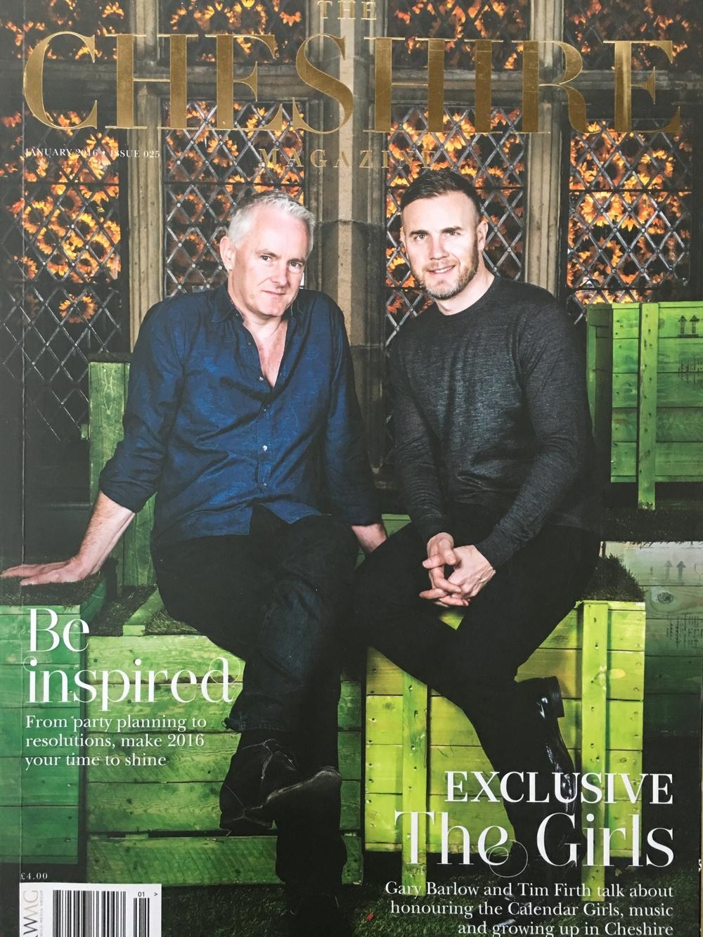 The Cheshire Magazine January 2016