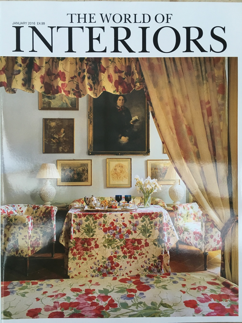 The World of Interiors January 2016
