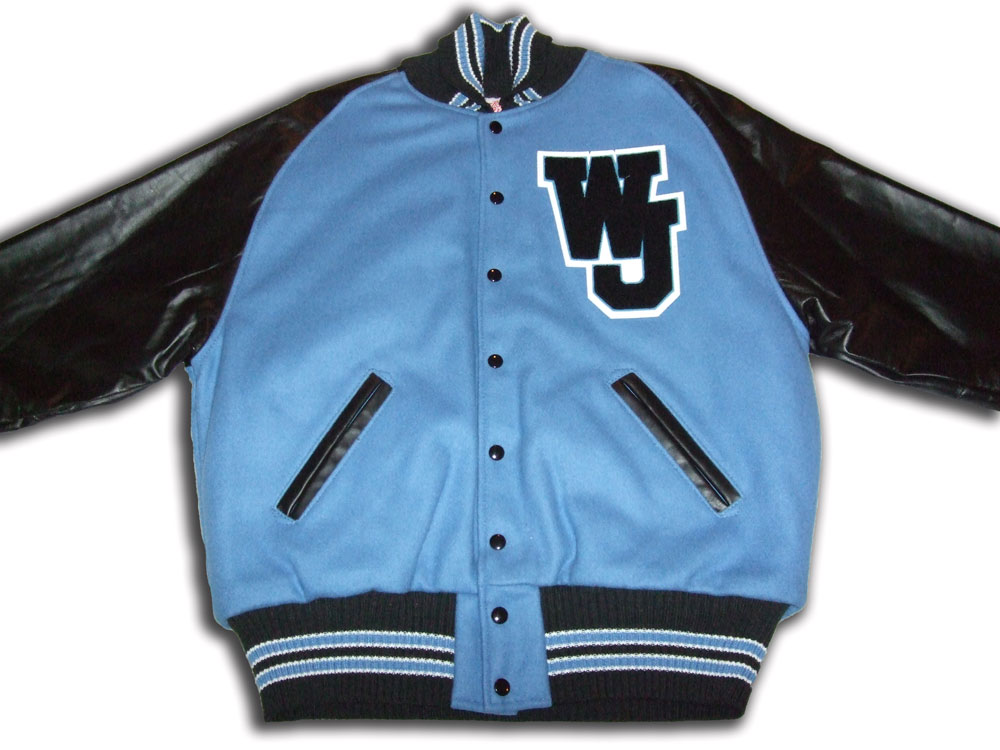 West Jordan Utah Letterman Jacket