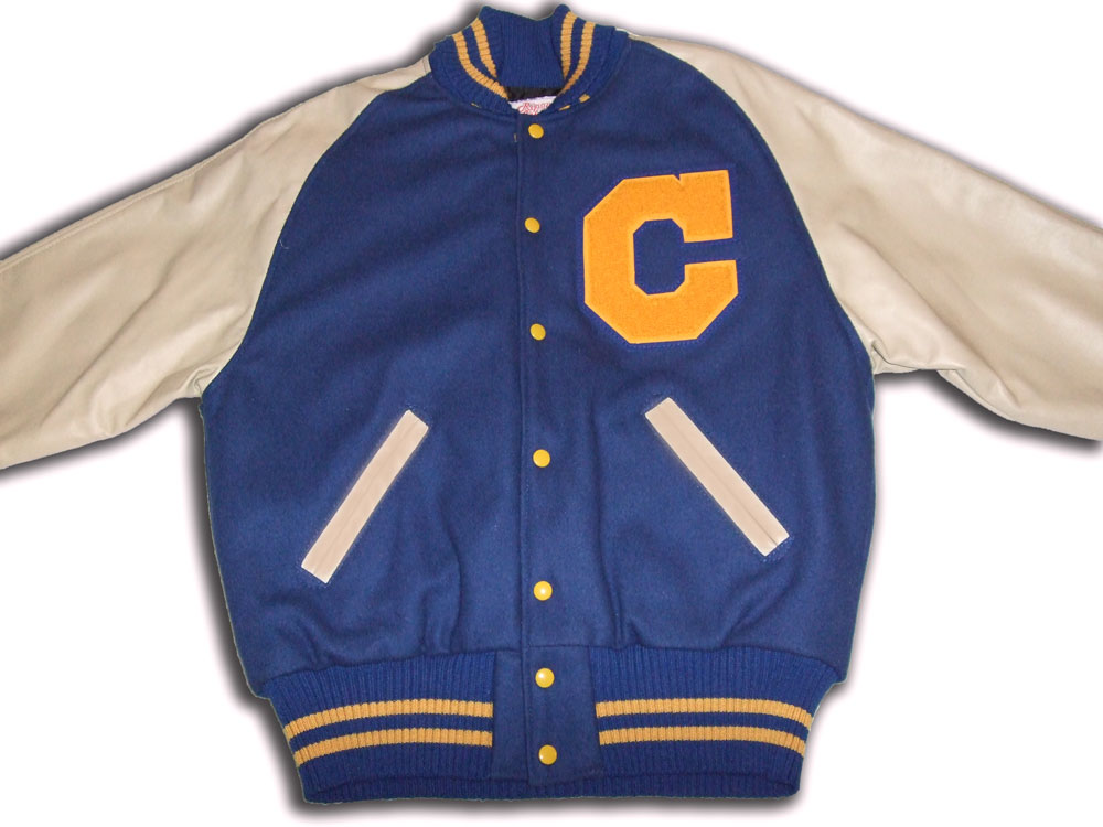 Cyprus High Utah Letterman Jacket