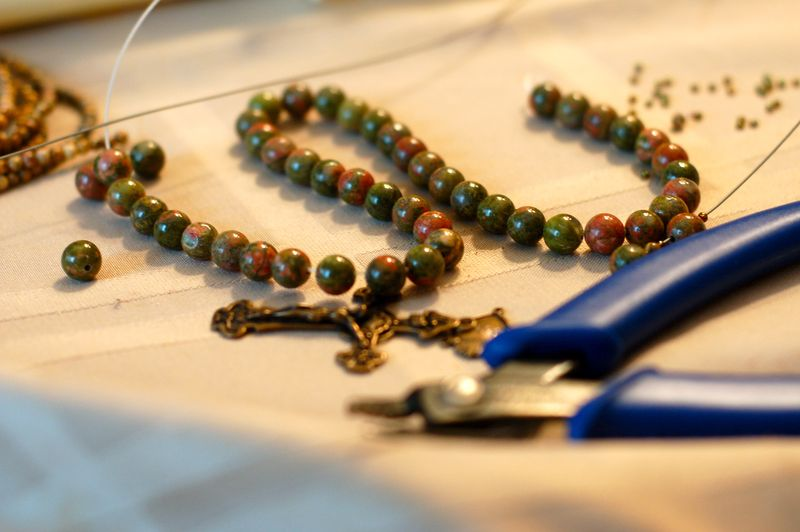 Fr. peter's rosary