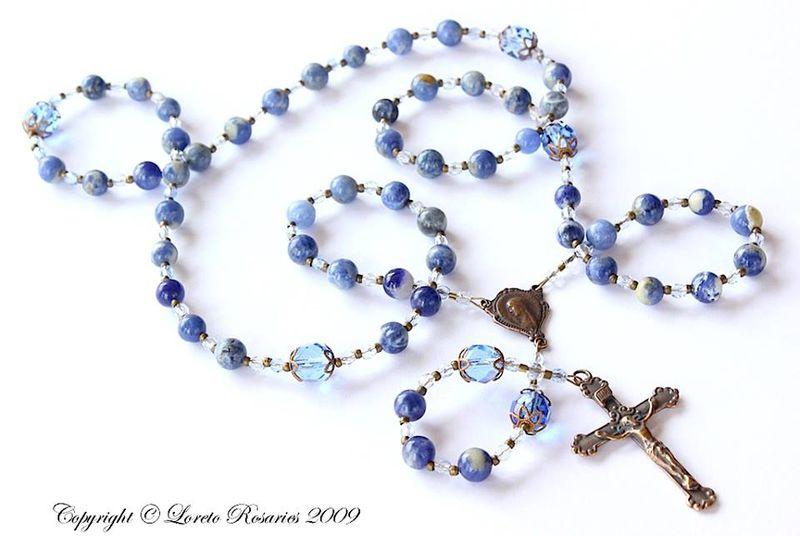 Loreto rosary
