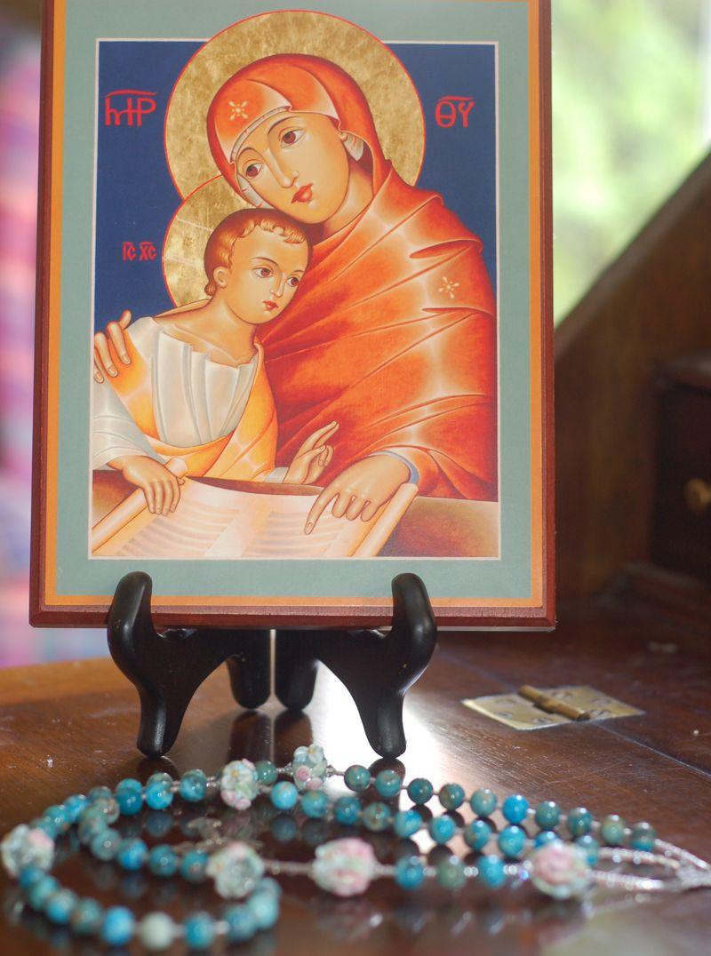 Bee's rosary