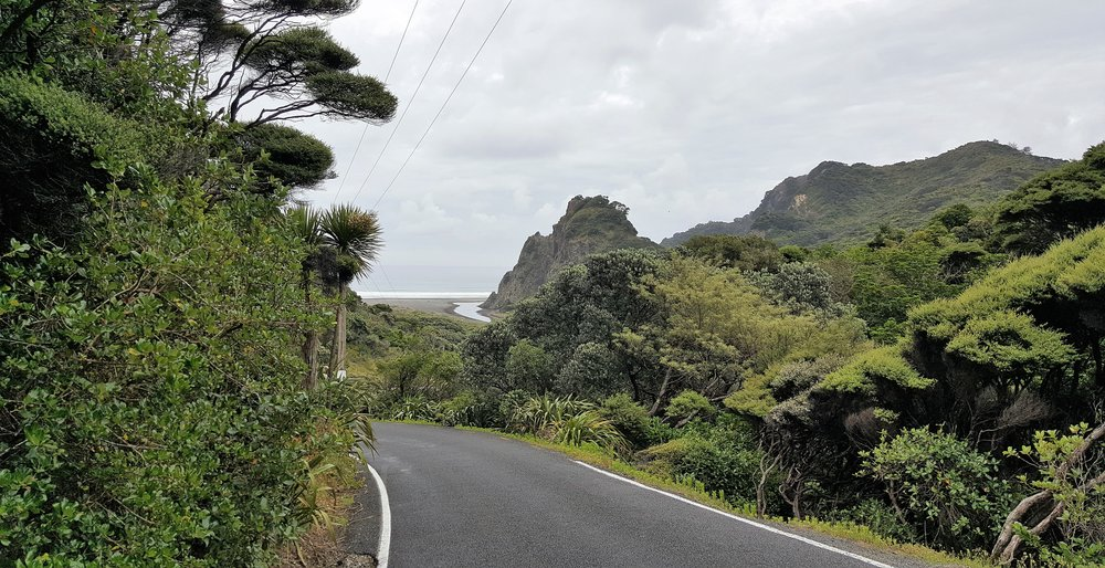 Descent to Karekare