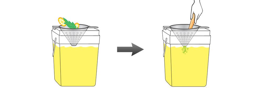 CQ-Lemon-Basil-Infused-Water-Recipe-Step-4-Infusing-Water-Fresh-Lemons-Basil