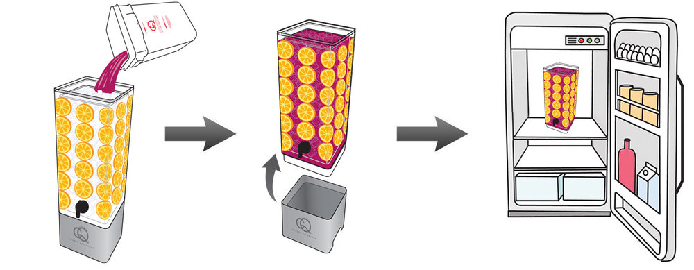 CQ-Black-Raspberry-Açaí-Orange-Spa-Water-Recipe-Step-6-CQ-Refresh-Refrigerate-Reuse
