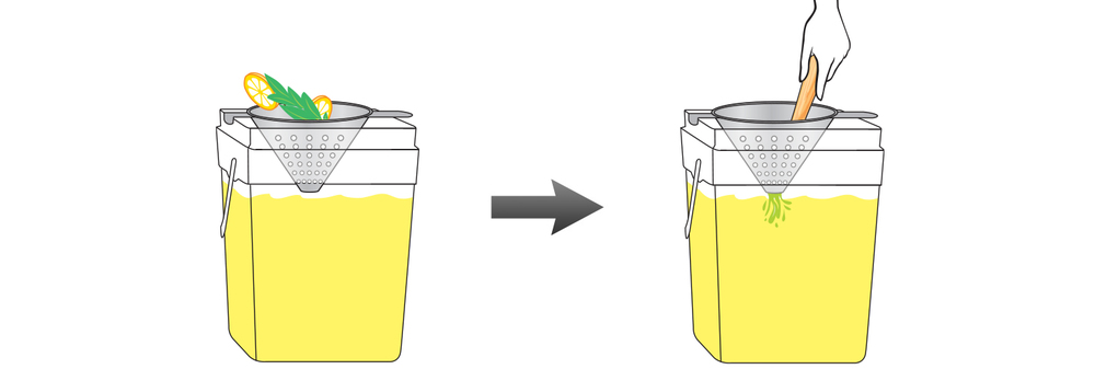 CQ-Lemon-Basil-Spa-Water-Recipe-Step-4-Infusing-Water-Fresh-Lemons-Basil