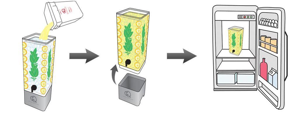 CQ-Lemon-Basil-Spa-Water-Recipe-Step-6-CQ-Refresh-Refrigerate-Reuse