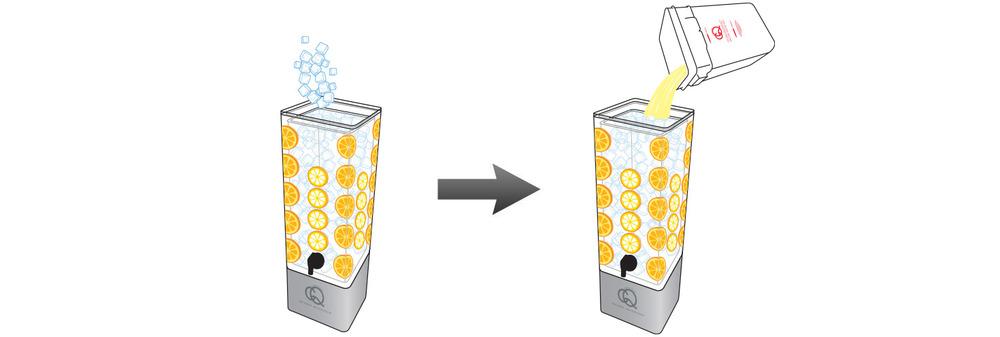 CQ-Lemon-Orange-Spa-Water-Recipe-Step-5-Fill-BPA-Free-Beverage-Dispenser-Lemon-Orange-Spa-Water
