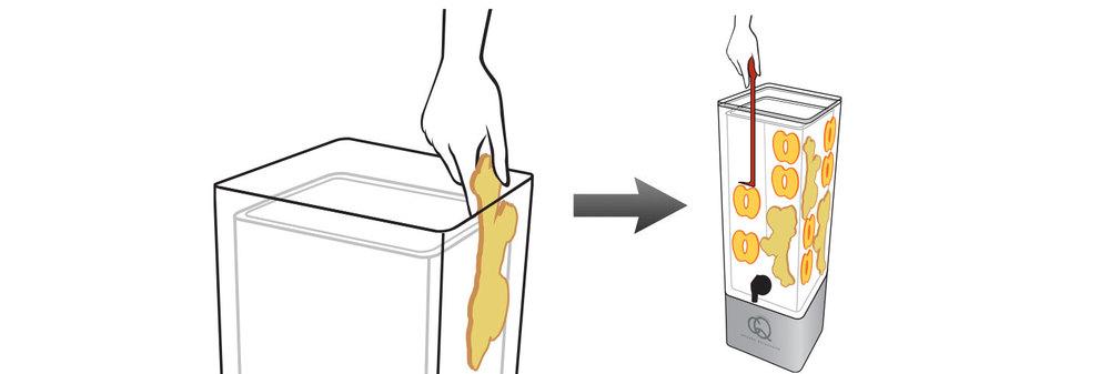 CQ-Peach-Ginger-Spa-Water-Recipe-Step-2-Add-Fruit-Into-BPA-Free-Infusion-Jar.jpg