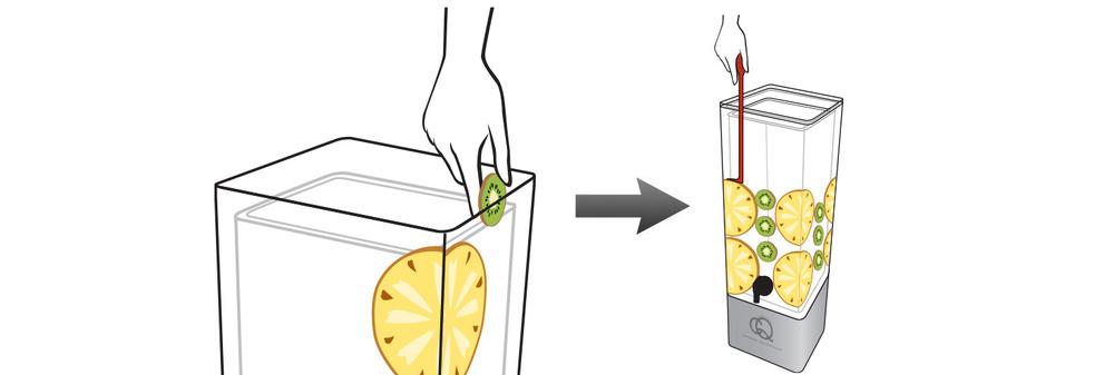 CQ-Peach-Pineapple-Kiwi-Spa-Water-Recipe-Step-2-Add-Fruit-Into-BPA-Free-Infusion-Jar.jpg