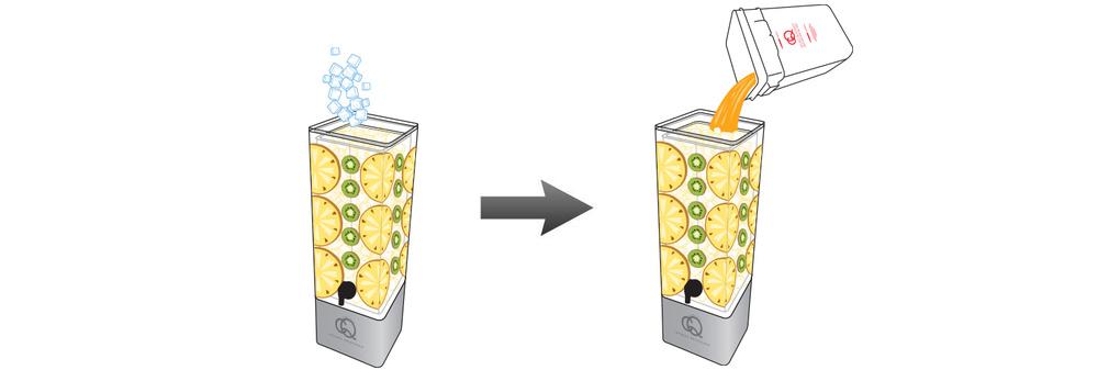 CQ-Peach-Pineapple-Kiwi-Spa-Water-Recipe-Step-5-Fill-BPA-Free-Beverage-Dispenser-Peach-Pineapple-Kiwi-Spa-Water.jpg