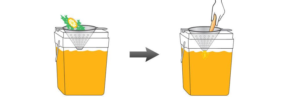 CQ-Mango-Mint-Lemonade-Lemonade-Recipe-Step-4-Infusing-Water-Fresh-Mango-Mint-Lemonade.jpg