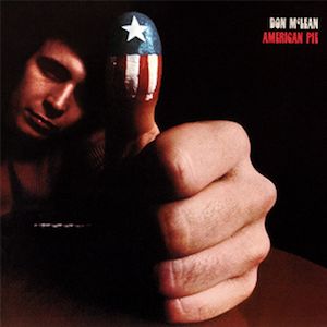 Don McLean,  American Pie